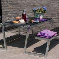 Design Table Pique Nique Et Table De Jardin Et Banc En Bois