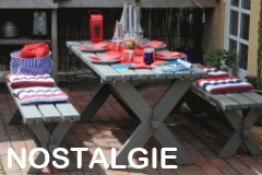Table pique-nique NOSTALGIE