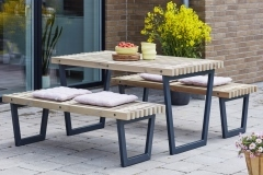 Table de jardin et table a manger